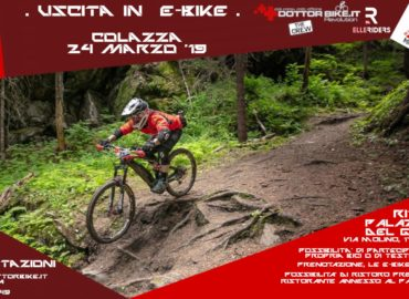 24 Marzo 2019 – TEST – E-Bike Test a Colazza (NO)